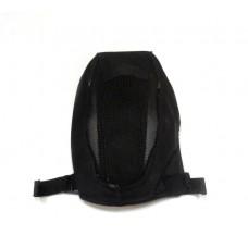 Маска защитная сетчатая на лицо (Преторианец) черный