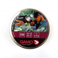Пули пневматические GAMO Pro Hunter 5.5мм 250 шт.