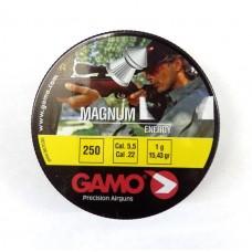 Пули пневматические GAMO Magnum 5.5мм 250 шт.