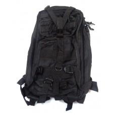 Рюкзак тактический 3P 25л черный Китай