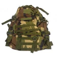 Рюкзак тактический 32л 3-Day Woodland Китай