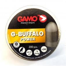 Пули пневматические GAMO G-Buffalo 200 шт.