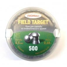 Пули пневматические ЛЮМАН Field Target 0.68г 500 шт.