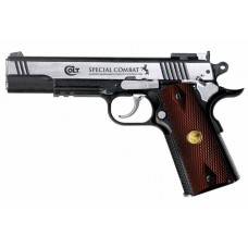 Пистолет пневматический Umarex Colt Special Combat