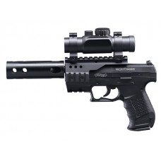 Пистолет пневматический Umarex Walther Night Hawk Military