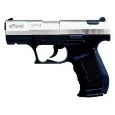 Пистолет пневматический Umarex Walther СР 99 (никель)