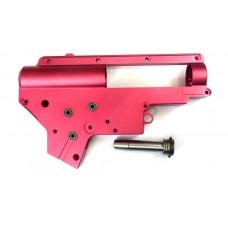 7075 Aluminum CNC 8mm Ver.2 QD AEG Gearbox Shell ZC Leopard