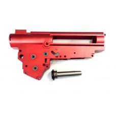 7075 Aluminum CNC 8mm Ver.3 QD AEG Gearbox Shell ZC Leopard
