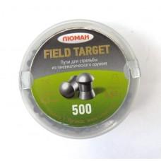 Пули пневматические ЛЮМАН Field Target 0.55г 500 шт.