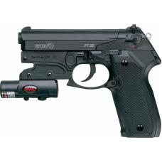 Пистолет пневматический GAMO PT-80 Combo laser