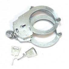 Наручники БР-1КФ (БР-С) КРАБ никель