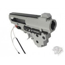 8mm Ver.3 QD Стенки Гирбокса-Rear Line ZC Leopard