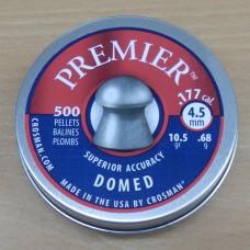 Пули пневматические Crosman Domed (Premier) 500 шт.