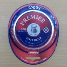 Пули пневматические Crosman Super Match (Premier) 500 шт.