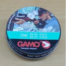 Пули пневматические GAMO Hunter 250 шт.