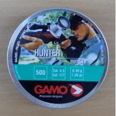 Пули пневматические GAMO Hunter 500 шт.