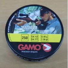Пули пневматические GAMO Magnum 250 шт.
