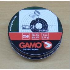 Пули пневматические GAMO Match 250 шт.