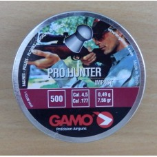 Пули пневматические GAMO Pro-Hunter 500 шт.