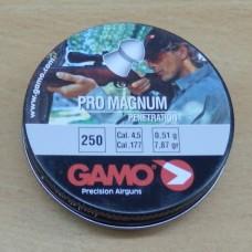 Пули пневматические GAMO Pro-Magnum 250 шт.