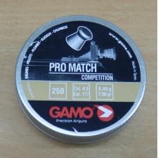 Пули пневматические GAMO Pro-Match 250 шт.