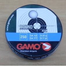 Пули пневматические GAMO Round 250 шт.
