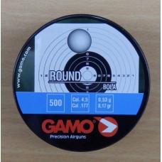 Пули пневматические GAMO Round 500 шт.
