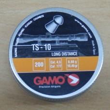 Пули пневматические GAMO TS-10 200 шт.
