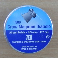 Пули пневматические H&N Crow Magnum 500 шт.