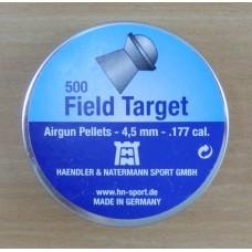 Пули пневматические H&N Field Target 500 шт.