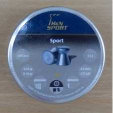 Пули пневматические H&N Sport 500 шт.