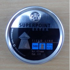 Пули пневматические RWS Superpoint Extra 500 шт.