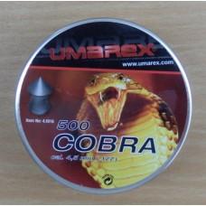 Пули пневматические Umarex Cobra 500 шт.