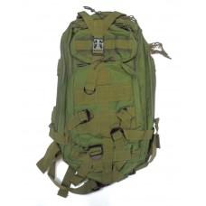 Рюкзак тактический 3P 25л олива Китай
