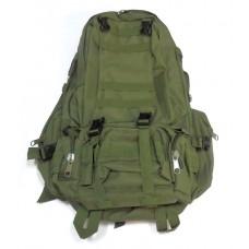 Рюкзак US Assault plus 50л олива Китай