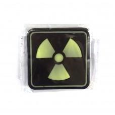 Патч радиация (люминисцентный)