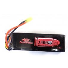 Аккумуляторная батарея Storm Power Li-Po 11.1v 3300 mAh 25C