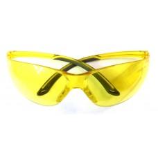 Очки защитные желтые Swiss Arms