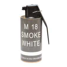 Шашка дымовая M18 Белый СтрайкАрт