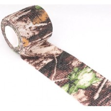 Лента маскировочная woodland camo