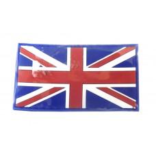 Патч British Резина на велкро