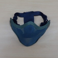 Маска защитная сетчатая на нижнюю часть лица (сталкер) олива