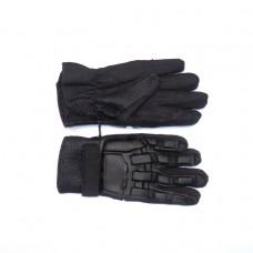 Перчатки с пластиковой защитой