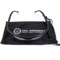 Очки защитные прозрачные G&G