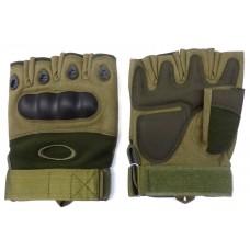 Перчатки б/п Oakley олива
