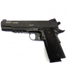 Пистолет пневматический страйкбольный KWC Sig&Sauer GSR