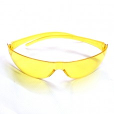 Очки защитные желтые ASG