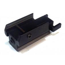 Лазерный целеуказатель пистолетный Пикатини/Вивер