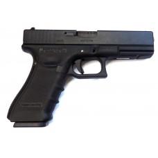Пистолет пневматический страйкбольный WE Glock 18С